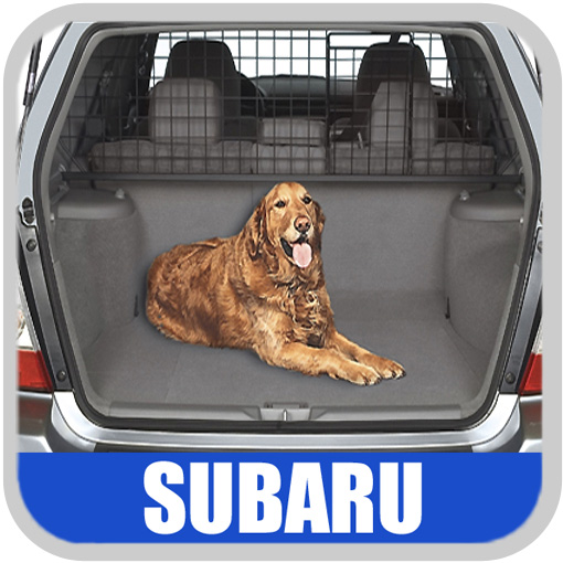 2009-2013 Subaru Forester Pet Barrier Screen for Forester w/out Moonroof Genuine Subaru #F551SSC400