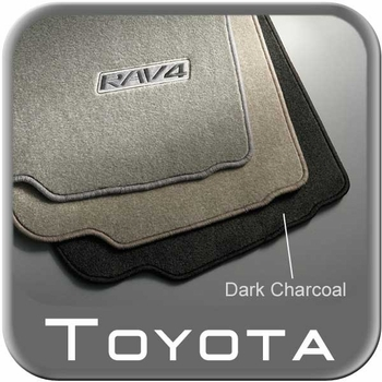 new 2009 2012 toyota rav4 se carpeted floor mats from. Black Bedroom Furniture Sets. Home Design Ideas