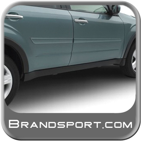 2009-2013 Subaru Forester Body Side Moldings Sage Green Metallic 4-piece Set Genuine Subaru #J101SSC000HB
