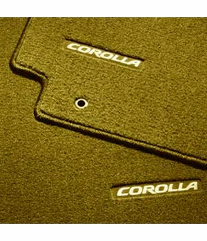 new 2009 2013 toyota corolla carpeted floor mats from brandsport auto parts toy pt206 02102 45. Black Bedroom Furniture Sets. Home Design Ideas