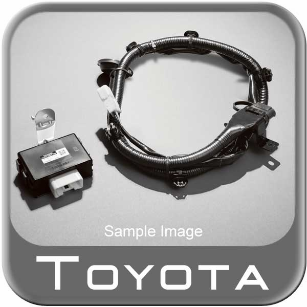 Toyota Camry Trailer Wiring Harness : Tow hitch for camry autos post