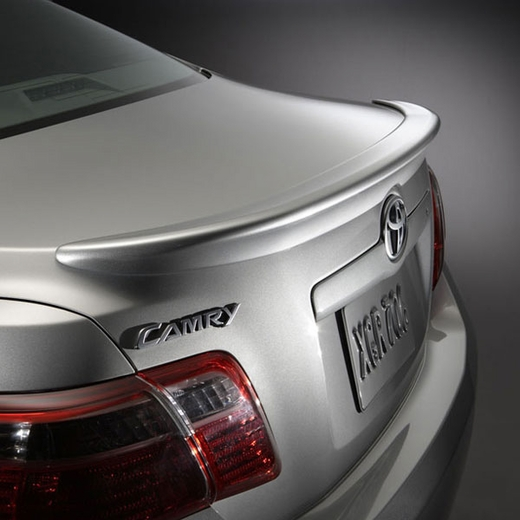 Toyota Camry Rear Spoiler 2010-2011 Sandy Beach Metallic (color code 4T8) Genuine Toyota #PT29A-03100-14