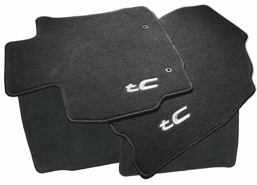 new 2011 2013 scion tc carpeted floor mats from. Black Bedroom Furniture Sets. Home Design Ideas