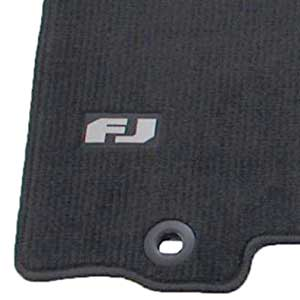 new 2011 2014 toyota fj cruiser carpeted floor mats from. Black Bedroom Furniture Sets. Home Design Ideas
