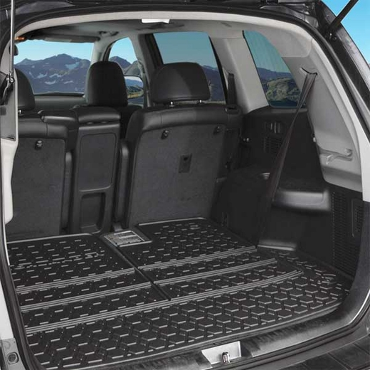 2013 Toyota Highlander For Sale >> NEW! 2011-2013 Toyota Highlander Hybrid Cargo Liner from