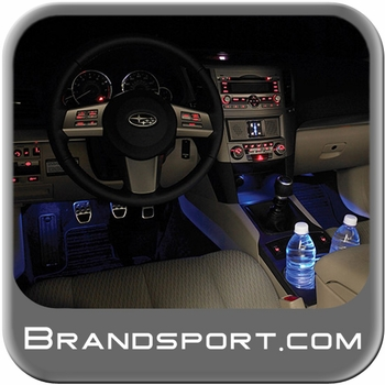 Subaru Interior Illumination Kit 2011-2014 Blue Genuine Subaru #H7010AJ100