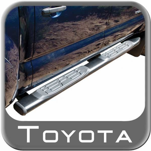 The Best New 2016 Toyota Tacoma Tube Steps From Brandsport
