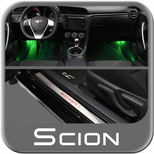 New 2005 2010 Scion Tc Interior Light Kit Led From Brandsport Auto Parts Toy Pts21 21050 08