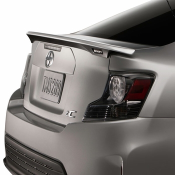 Scion tC Rear Lip Spoilers 2012-2016 Low Profile Design Cement (color code 1H5) Genuine Toyota #PT29A-21120-21