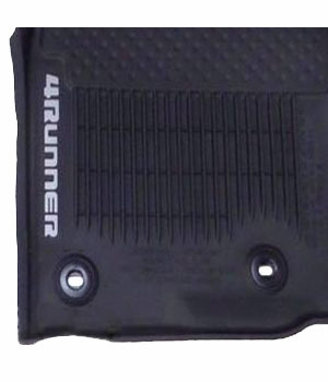 2013-2019 Toyota 4Runner Floor Mats from Brandsport Auto Parts (#TOY-PT208-89190-20)