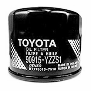 The best new 2017 toyota 4runner 6cyl 4 0l oil filter for Toyota genuine motor oil equivalent