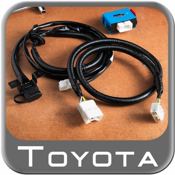 new 2014 2017 toyota highlander trailer wiring harness from rh brandsport com