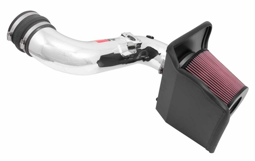 2015-2016 Engine Cold Air Intake Performance Kit 6.6 L 8 cyl Sold Individually K&N #kn-77-3087KP
