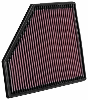 2015-2016 Replacement Air Filter 2.0 L 4 cyl Sold Individually K&N #kn-33-3051