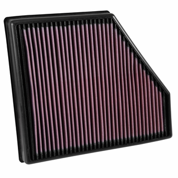 2016-2017 Chevrolet Camaro Replacement Air Filter 6.2 L 8 cyl Sold Individually K&N #kn-33-5047