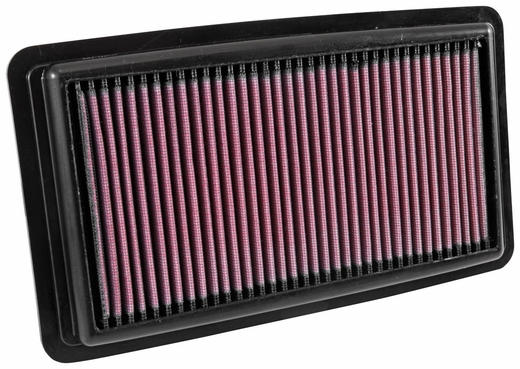 K&N Brand 2016 (2016-2017) Pilot Replacement Air Filter from Brandsport Auto Parts #kn-33-5041 ...