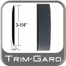 "3-1/4"" Wide Black Body Side Molding Sold by the Foot Trim Gard® #3502E-01"