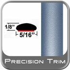 "5/16"" Wide Blue (Light) Wheel Molding Trim (PT30) Sold by the Foot Precision Trim® #24200-30-01"