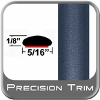 "5/16"" Wide Blue Wheel Molding Trim (PT13) Sold by the Foot Precision Trim® #24200-13-01"