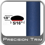 "5/16"" Wide Blue Wheel Molding Trim (PT52) Sold by the Foot Precision Trim® #24200-52-01"