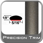 "5/16"" Wide Brown Wheel Molding Trim (PT25) Sold by the Foot Precision Trim® #24200-25-01"
