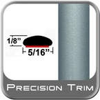 "5/16"" Wide Green (Light) Wheel Molding Trim (PT94) Sold by the Foot Precision Trim® #24200-94-01"