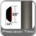 "5/8"" Wide Brown Wheel Molding Trim (PT25) Sold by the Foot Precision Trim® #37130-25-01"