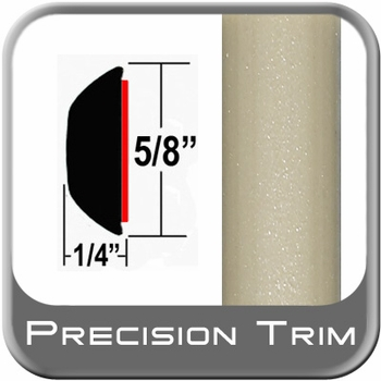 "5/8"" Wide Tan Wheel Molding Trim (PT93) Sold by the Foot Precision Trim® #37130-93-01"