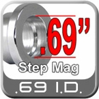 .69 I.D. Step Washers