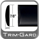 """7/8"""" Wide Black (Gloss) Body Side Molding Sold by the Foot, Trim Gard® # CM44-02-01"""