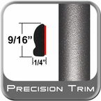 """9/16"""" Wide Pyrite Mica Wheel Molding Trim 4T3 ( CP33 ), Sold by the Foot, ColorTrim Plastics® # 30-33"""