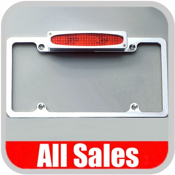 Brand NEW! All Sales License Plate Frame from Brandsport Auto Parts ...
