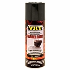 Black Barrel Spray Paint 11 ounce VHT #SP905