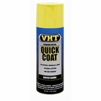 Bright Yellow Quick Coat® Acrylic Enamel Spray Paint 11 ounce VHT #SP508