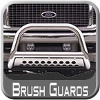 Brush, Bumper & Grille Guards