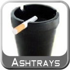 Ashtrays, Change Cups & Lighters