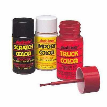 Chrysler, Dodge, Eagle, Plymouth, Jeep Bright Silver Metallic Touch Up Paint