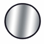 "CIPA 3"" Round Blind Spot Mirror 3"" Round, Black Backing Stick on, Convex #49202"