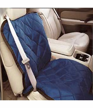 Covercraft Navy Blue Pet Seat Cover Navy Blue Bucket Seat Style #KP00010NA