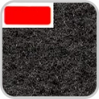 CoverKing Black Floor Mats 40 oz. Nylon Carpet 1-piece Strip #CFMCM1