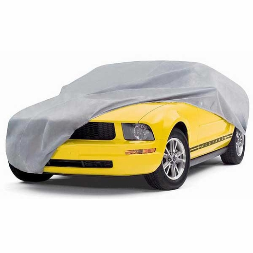 """CoverKing Car Cover Gray Color Coverguard Material For Sedans up to 13' 1"""" Long #UVCCAR1S98"""