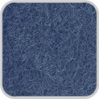 CoverKing Front Dash Cover Medium Blue Color Poly Carpet Material #CDCP11