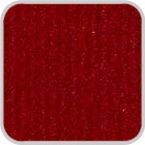 CoverKing Front Dash Cover Red Color Velour Material #CDCV7