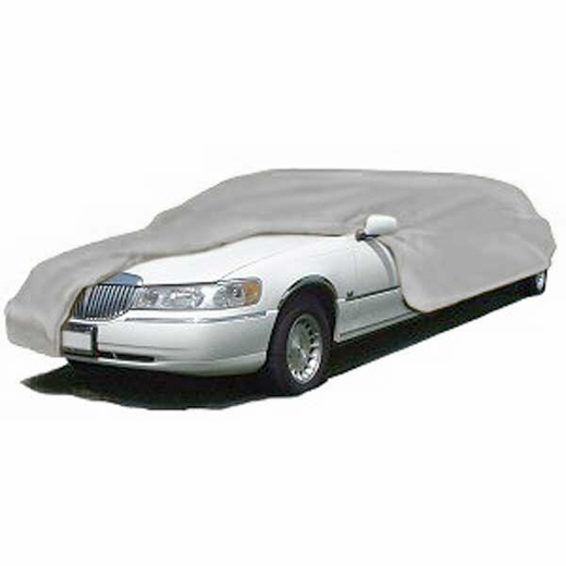 CoverKing Limo Cover Gray Color Coverbond 4 Material Fits up to 26' Long #UVCLMO2N98