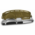 CoverKing Molded Front Dash Cover Caramel Color Poly Carpet Material Formed Cover #MDCD16
