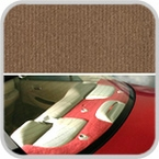 CoverKing Rear Cover Tan Color Velour Material #CRDV5