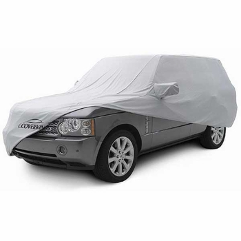 CoverKing SUV Cover Gray Color Triguard Material For Large SUV's #UVCSUV4I98