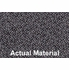 CoverKing Tailored Seatcovers Charcoal Color Tweed Material 1-Row Set #CSC1T2