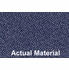 CoverKing Tailored Seatcovers Dark Blue Color Tweed Material 1-Row Set #CSC1T8