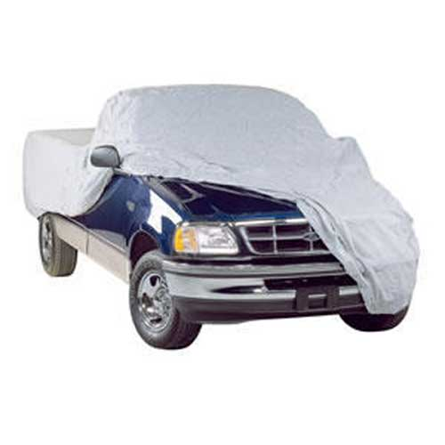 CoverKing Truck Cover Gray Color Triguard Material #UVCTFLSI98